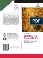 1550182156861_los Orígenes de La Guerra Del Pacífico Versión Electrónica Agosto 2017 Hugo Pereyra Plasencia
