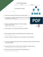 16 - review sheet