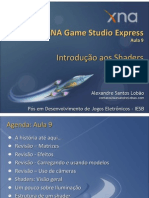 XNA Game Studio Express - Aula 09 - Shaders