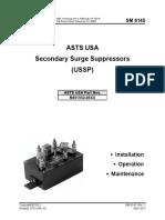 Secondary Surge Suppressors (USSP)