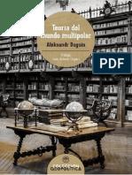 Aleksander Dugin - Teoria del Mundo Multipolar.pdf