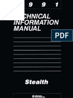 Stealth manual