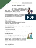 Metodos y Reglas de Control. Modulo. p Francisco de Paula Gonzales mec Aut. Tacna