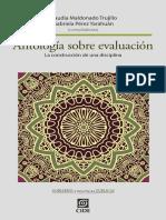 Antologia sobre evaluacion. La construcción de una disciplina