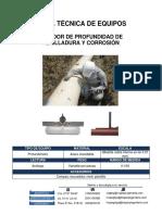 Inspeccion Visual Ficha Tecnica Equipos Pitting