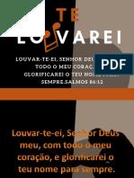 Te Louvarei