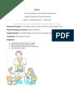 Proyecto FATLA Grupo E (Uso de software libre en la escuela de niñas Abelardo Flores)