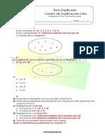 1.1 - Os Números Naturais - Ficha de Trabalho (1) - Soluções