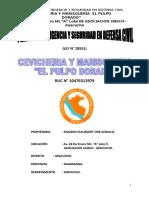 PLAN DE SEGURIDAD Y EVACUACION DEL COMPLEJO ARENALES.doc