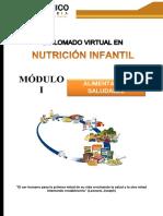 Guía didáctica del modulo 1 de Nutrición Infantil