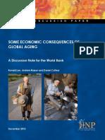 Some economic consecuences