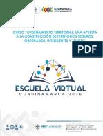 Manual Ingreso Escuela Virtual  Cundianamarca 2036