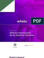 DDHH Programa 2019