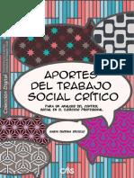 2. Apuntes de Trabajo Social Critico REVIGLIO