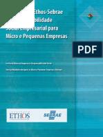 Indicadores RSE Ethos-Sebrae 2013