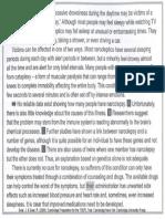 Text # 13 Narcolepsy