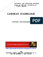 Código Familiar - Síntese Doutrinária - União Internacional de Estudos Sociais.pdf