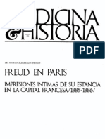 Albarracin Teulon Agustin - Freud en Paris