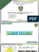 Valoración Económica de impactos ambientales en Canteras de Puzolana