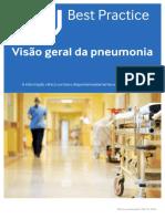 Visão Geral Da Pneumonia