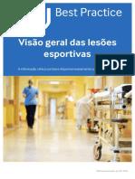 Visão Geral Das Lesões Esportivas