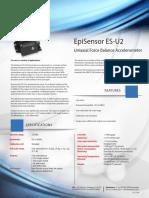 Episensor Model Es-u2