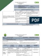 Planificación Prepa t.l. y r. II Parcial 1