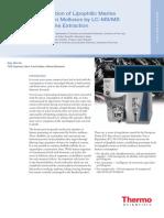 Incertidumbre en La Determinacion de Toxinas Lipoficas Por HPLC
