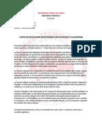 Aspectos Economicos y Politicos Del Ecuador