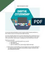 digital citizenship case study