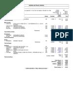 Análisis de Precio Unitario Entortado 5 Sep
