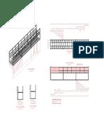 Plano Estructural Contenedor