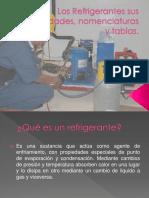 Sustitución y Reciclado de Refrigerantes