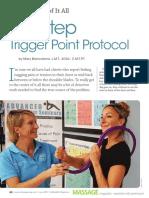 Massage Magazine_ 7-Step Protocol, Biancalana