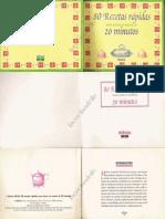 80 Recetas Rápidas para Hacer en Menos de 20 Minutos.pdf