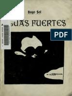 Sol, Hugo. - Aguas Fuertes (Gentes y Cosas de Yucatan) [1919]