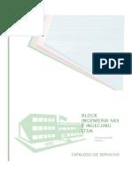 Brochur Grupo Ingenieril