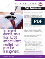 AOPA - Fuel Awareness
