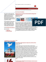 Focus On Socialism e-Bulletin No. 23 October 2010