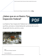 ¿Sabes Que Es Un Rastro Tipo Inspección Federal_ _ Fideicomiso de Riesgo Compartido _ Gobierno _ Gob.mx