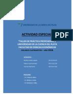 01 - Actividad Especial - El Comercio y El Contexto Político y Econnómico - 2018 - Vf
