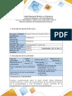 Guía de Actividades y Rúbrica de Evaluación Del Curso Paso 2 Reconocimiento de Herramientas Teóricas (1)