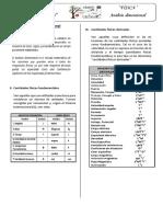 Practica de Fisica Tercero a Analisis Dimensional