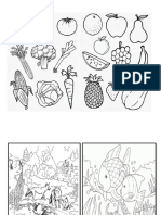 Frutas y Verduras, Habitat
