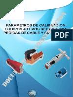 Parametros de Calibracion