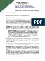 Derecho de Peticion DADMA