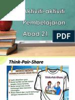 Aktiviti PA21