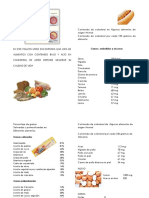 En Este Folleto Usted Encontrara Una Lista de Alimentos Con Contenido Bajo y Alto en Colesterol de Usted Depende Mejorar Su Calidad de Vida