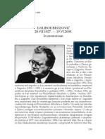 Filologija Katicic Brozovic