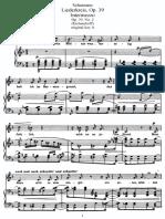 Intermezzo - Schumann